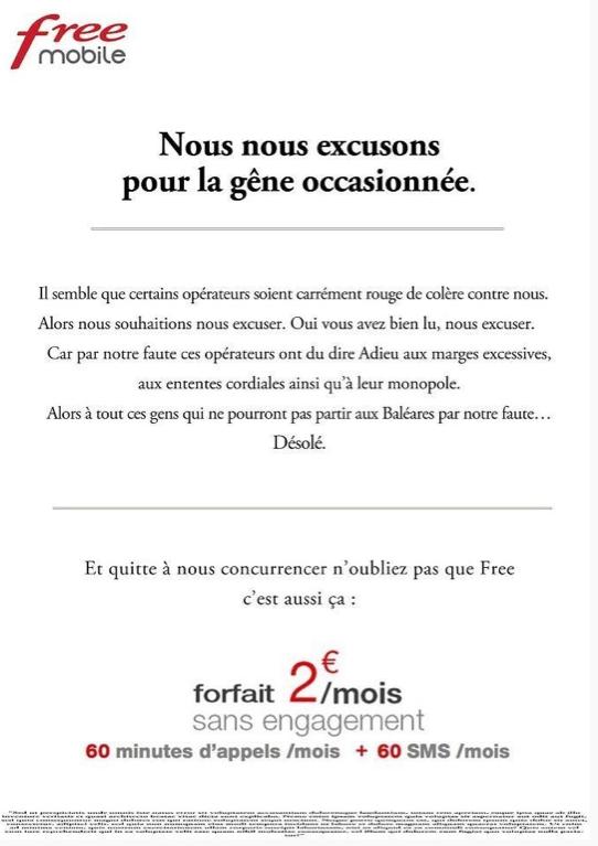 Free pour SFR